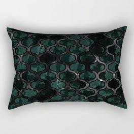 Abstract 48 Rectangular Pillow