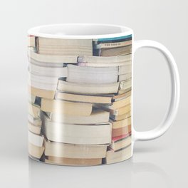 Books, Pages, Stories Coffee Mug