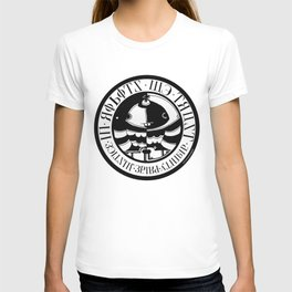 In Robots We Trust T-shirt