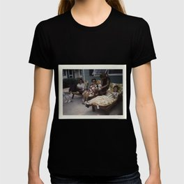 the ladies T-shirt