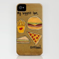 My Biggest Love iPhone (4, 4s) Slim Case