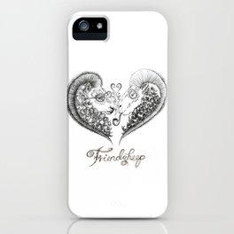 Friendsheep iPhone Case