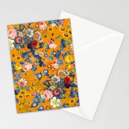 Summer Botanical Garden IX Stationery Cards