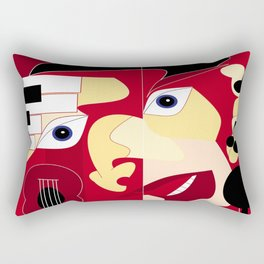 Soul Man Rectangular Pillow