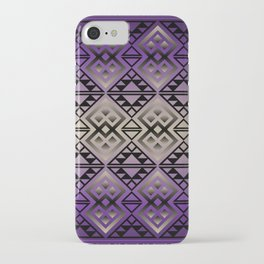 The Lodge (Purple) iPhone Case