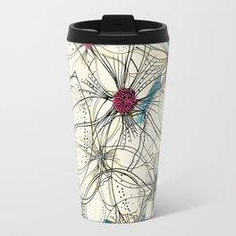 KARMA CAMELLIA Travel Mug