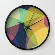 Carnivale Wall Clock