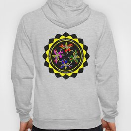 Guardian Angel - YOGA - Yaksha / Yakshini Hoody