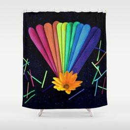 Fan-tastic! Shower Curtain