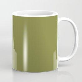 PANTONE 17-0530 TCX Guacamole Coffee Mug