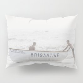 Brigantine Lifeboat Pillow Sham