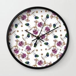 Hands arabesque Wall Clock
