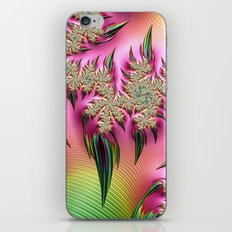 Rainbow Thorns iPhone & iPod Skin