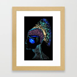 Cheiftain Inverted Framed Art Print