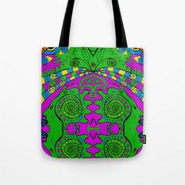 Elemental Rebirth Tote Bag