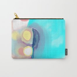 Turquoise and other colors Carry-All Pouch