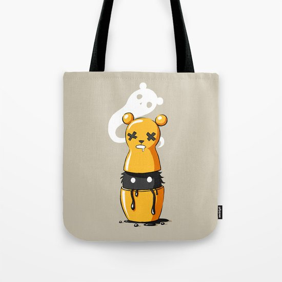 Matryoshka Monster Tote Bag