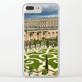 Versailles 5 Clear iPhone Case
