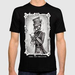 Dead Kitty in a tea cup T-shirt