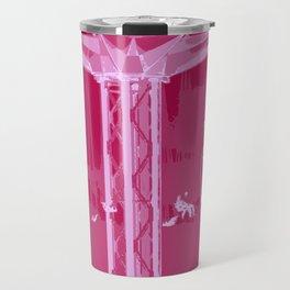 Carnival Rides - Pink Hues Travel Mug