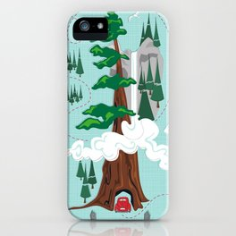 National Parks iPhone Case