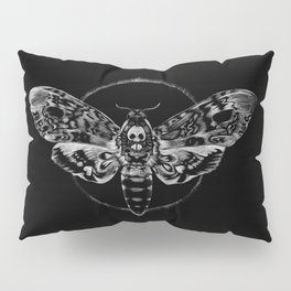 Death's-head Hawkmoth Pillow Sham
