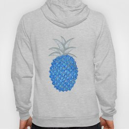 Blue Pineapple because Pineapples are blue now Hoody