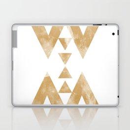 MOON MUSTARD Laptop & iPad Skin