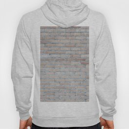 BRICK HOUSE WALL BRICKS PATTERN INTERIOR DESIGN GREY Hoody