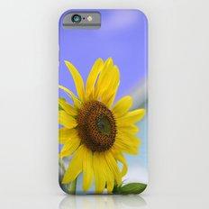 Summer Cottage Sunflower iPhone 6s Slim Case