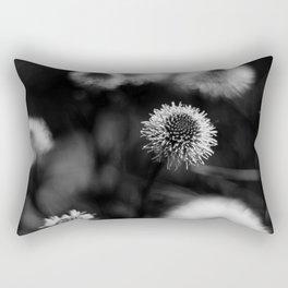 Spanish Floral Dancers Rectangular Pillow