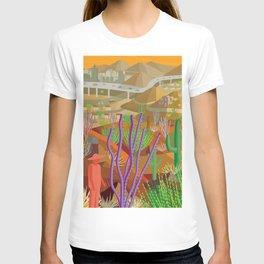 Desert City Phoenix T-shirt