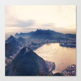 Rio Sequence 1/3 Canvas Print