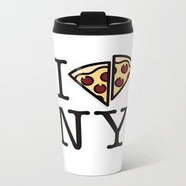 NY Metal Travel Mug
