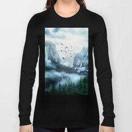 Mountain Morning 3 Long Sleeve T-shirt