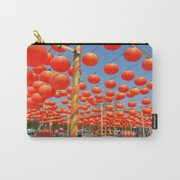 Lantern Festival Carry-All Pouch