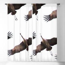 Cranes in flight #decor #society6 Blackout Curtain