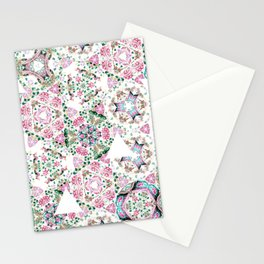 Nyonya Facets Stationery Cards