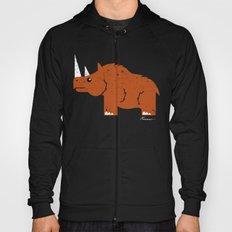 Woolly Rhino Hoody