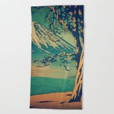 Late Hues at Hinsei Beach Towel