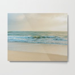 Prints for a Purpose: Malaekahana Beach Metal Print