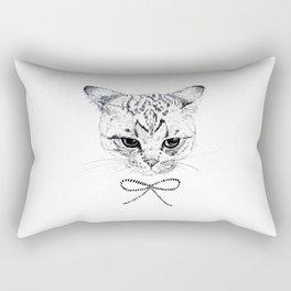 ribbon2 Rectangular Pillow