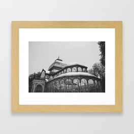 Crystal Palace Framed Art Print