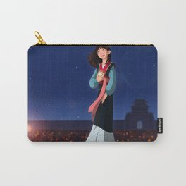 Hero of China Carry-All Pouch