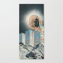 The Hand of Thoth Canvas Print