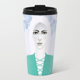 Army Girl Travel Mug