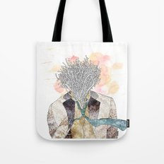 The one with head Tote Bag