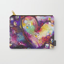 Ready for your Love Carry-All Pouch