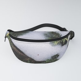 Winter's Ending Fanny Pack