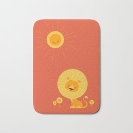 Who Loves the Sun Bath Mat